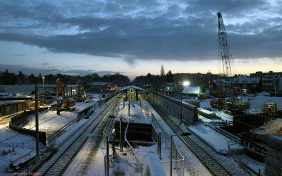 Tunnelbouw vervolg december 2012