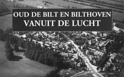 Oude luchtfoto's Bilthoven 1932-1966