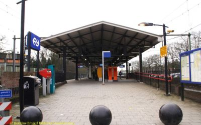 Station Bilthoven 2