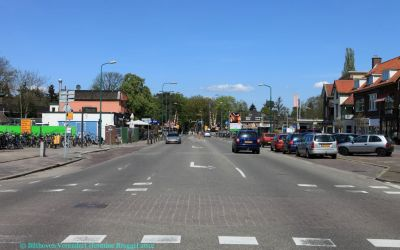 Emmaplein eind april 2012